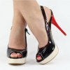 1817-Black Sling-Pumps