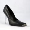 Heat01 Black Stiletto-Heels